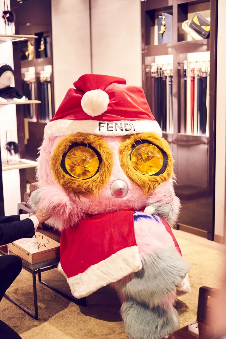 The Fendirumi hosted a special event to celebrate the re-opening of the Fendi Singapore boutique.
