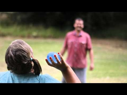 Stop Motion Save the date Video Andre en Leani (Water balloon fun!)
