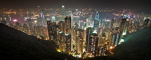 Hong Kong seen by @Chiara Lolli http://is.gd/y6cdmP