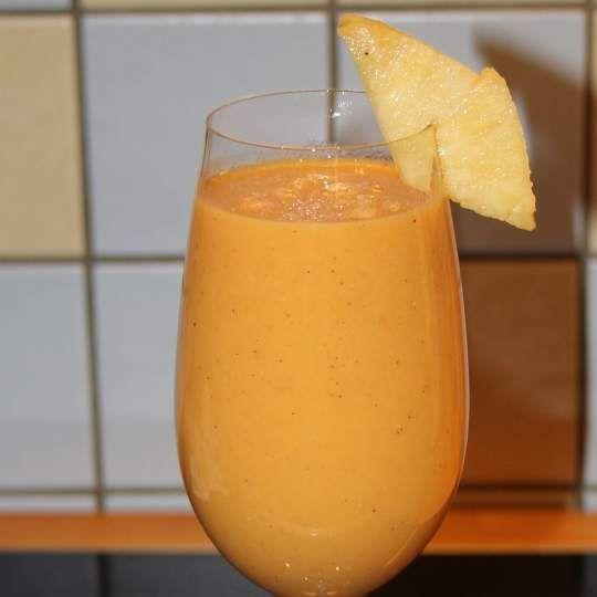 Rezept Vitaminbombe (Multi Frucht Smoothie) von Pony-Glück - Rezept der…