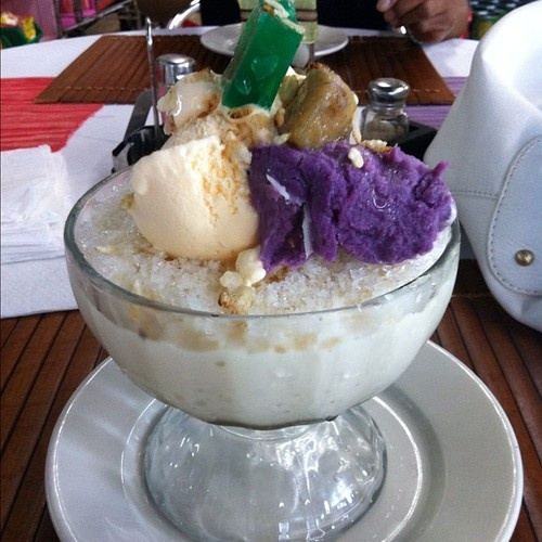 Halo Halo for summer! ;)
