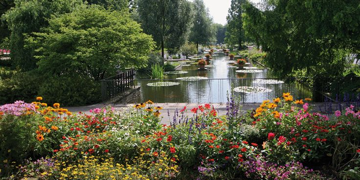 Turism i Tyskland - resor, rekreation, semester