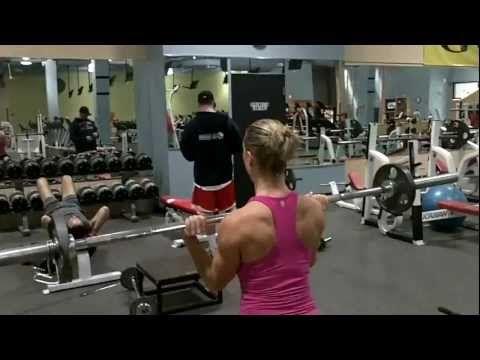 ▶ Bikini Competition Training - Week 13 - Kristen Gramazio - YouTube