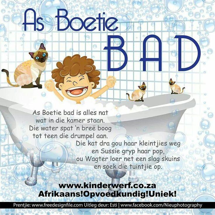 As boetie bad