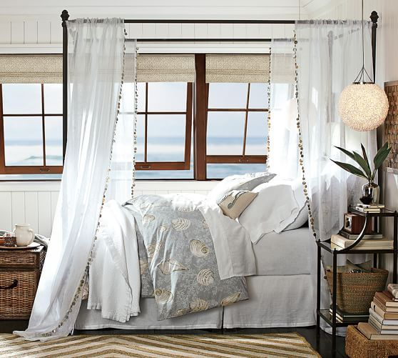 Bedroom Drapes Pinterest