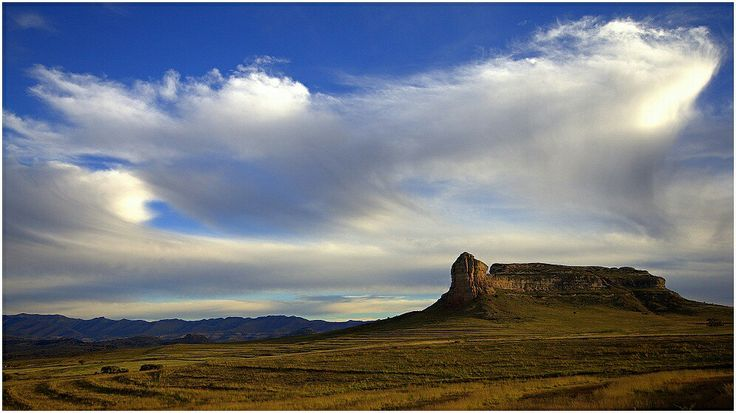 Landscape Maluti Mountains by Andrew Metcalf Photography.