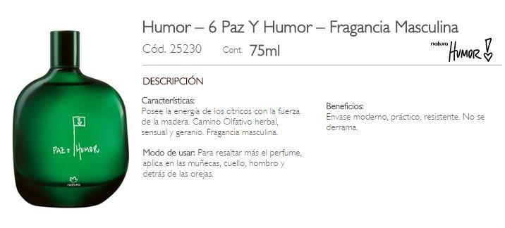 HUMOR 6-PAY HUMOR MASCULINO