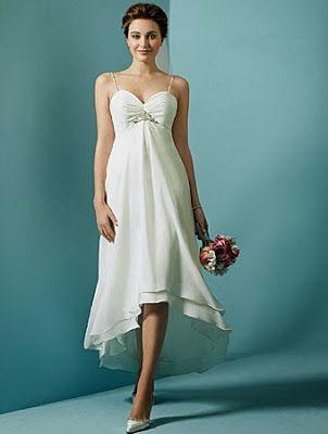 40 best Short Wedding Dresses images on Pinterest | Wedding frocks ...