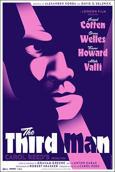 The Third Man - La Boca