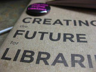 Quieres saber sobre el futuro de las bibliotecas? Las entrevistas de EDEN. @EDENConference Rosie Jones. Steve Wheeler @timbuckteeth