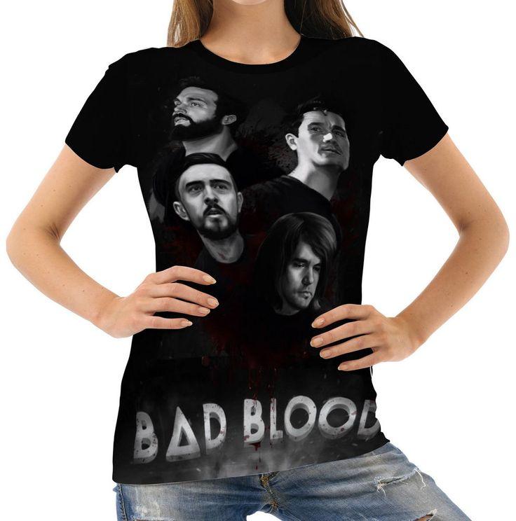 bastille womens shirt