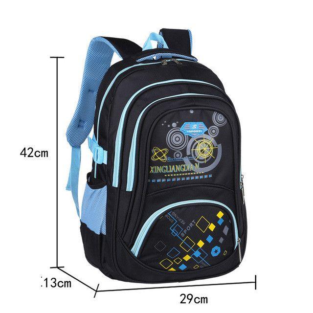 2017 New Children School Bag Alleviate Burdens Unisex Kids Backpack Casual Bags Backpacks For Teenage School satchel mochilas