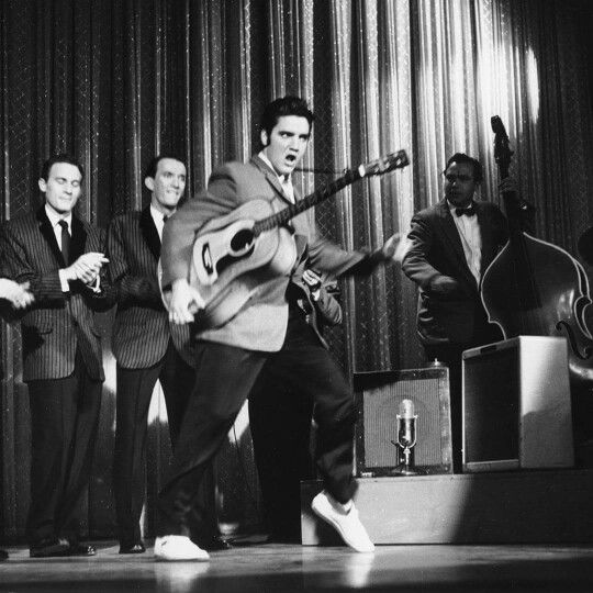 11 migliori immagini elvis presley su pinterest musica - One for the money two for the show ...