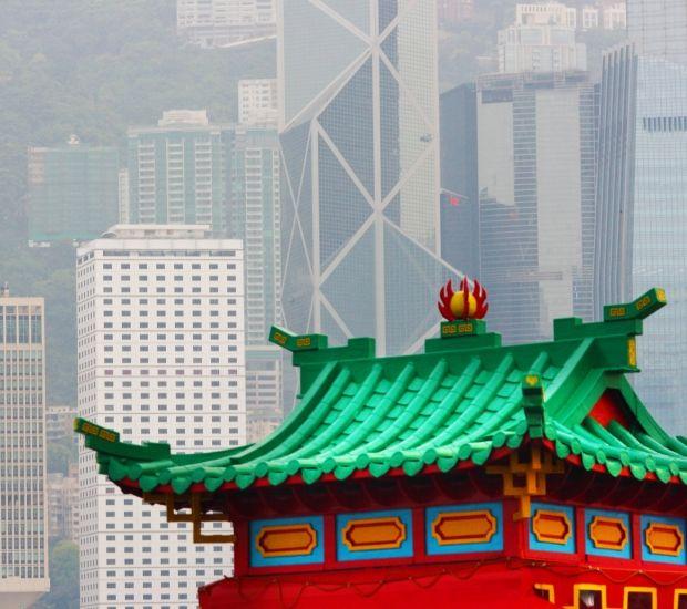 Vol aller-retour: Montréal - Hong Kong pour $880! #yulair #voyage