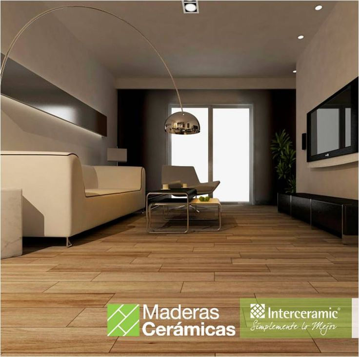 Las maderas cer micas de interceramic son recomedables for Ceramicas para pisos interiores