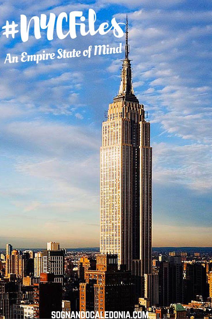 La prima parte di #NYCFiles, il racconto a puntate del nostro viaggio a New York è sul blog! Correte a leggerlo