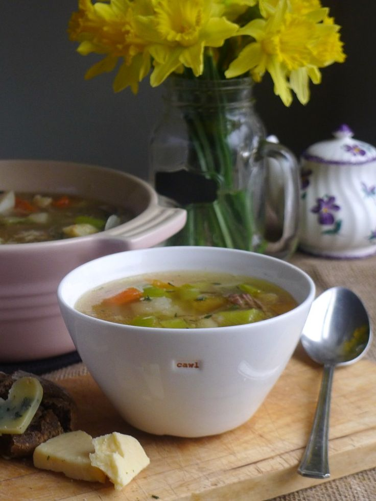 Welsh Cawl - cooked in one pot! | Naturalkitchenadventures.com