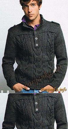 Офицерский пуловер
