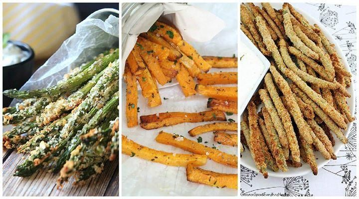 Tired of fries? These 10 veggies will happily replace potatoes