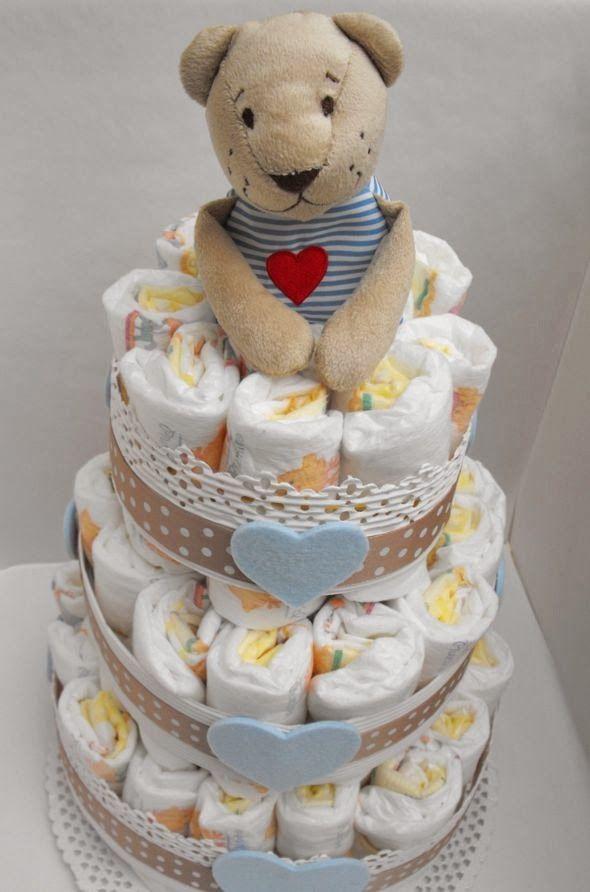 Préférence 433 best Torte di pannolini images on Pinterest | Diapers, Diaper  OS03