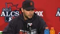 Tigers: ALCS Anibal Sanchez