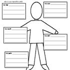 After introducing similes to my students I have them complete this activity in class. They have to write descriptive similes about themselves and d...
