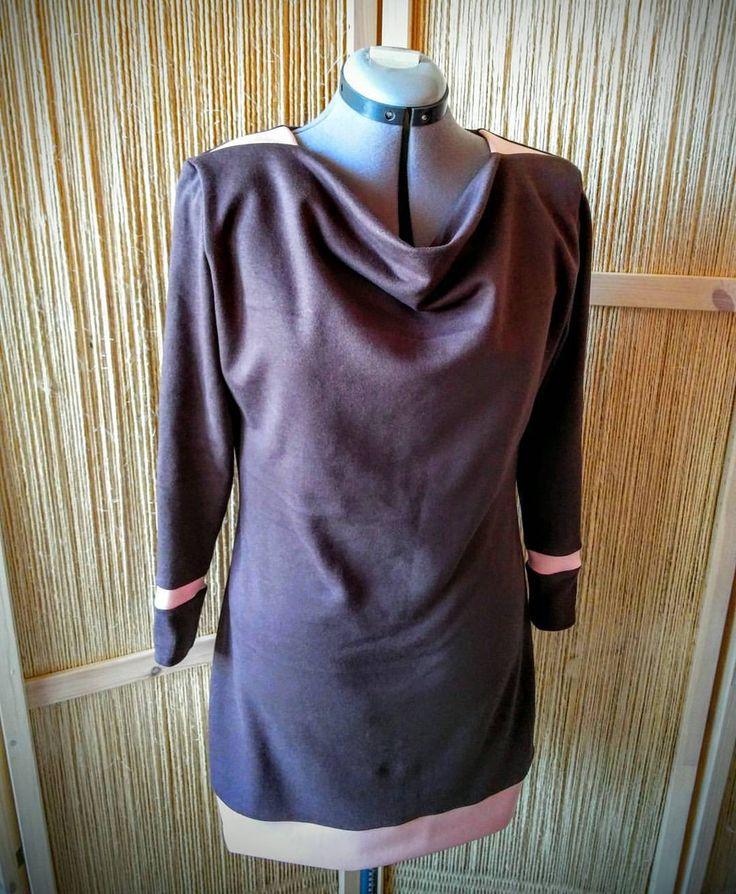 November is begonnen en deze November trui-jurk komt eraan om jullie warm te houden tijdens de herfstdagen. Ook als een gewone trui. #100percentAmBerX