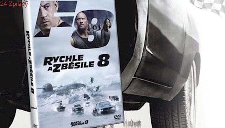 Vyhrajte s Nedělním Bleskem DVD s filmem Rychle a zběsile 8