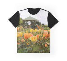 Brass Band at Morwell Rose Gazebo Graphic T-Shirt