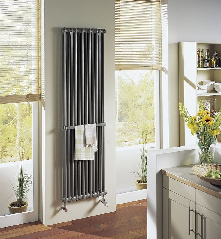 Kitchen Radiators - Get the tube home.