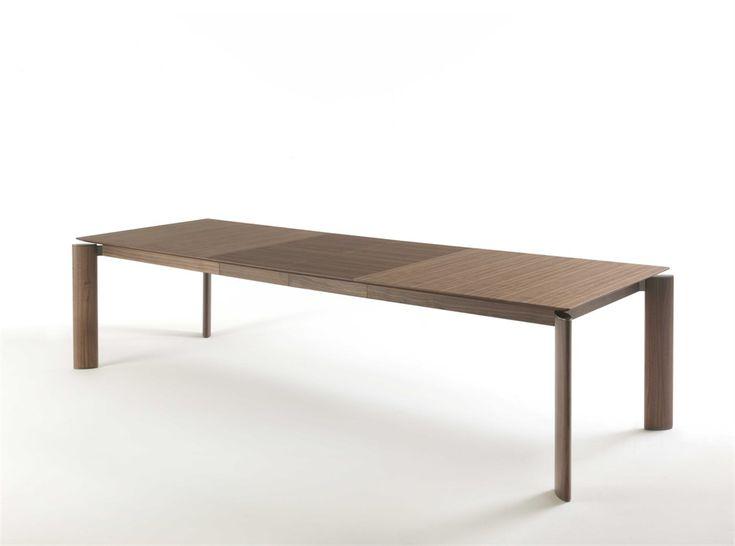 Tavolo acciaio ~ Fast tavolo allungabile in vetro tavolo raddoppiabile con