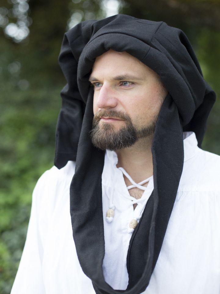 Der Chaperon ist eine der typischsten mittelalterlichen
