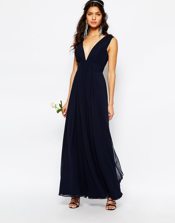 Fame and Partners Valencia Maxi Dress
