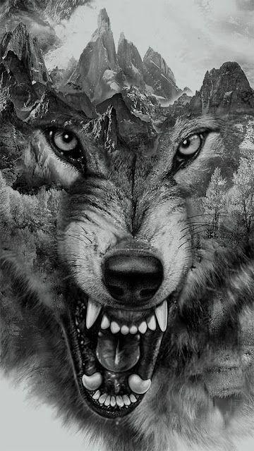 14 Awesome Wolf Tattoos für Frauen und Männer