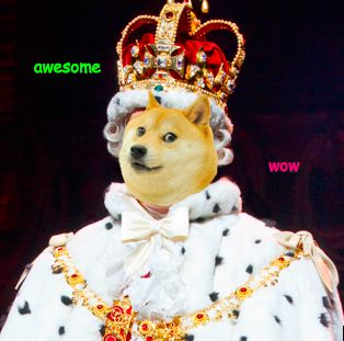 King George III Doge