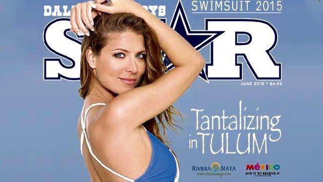 2015 swimsuit calendar cover more dallas cowboy cheerleaders calendar ...