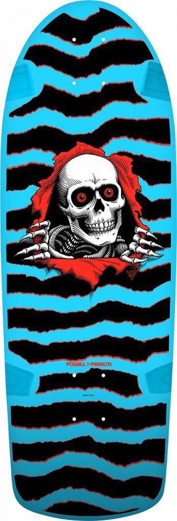 Powell Peralta OG Ripper 3 Blue Skateboard Deck ***Pre-Sale***
