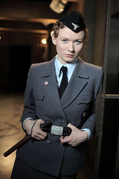 German uniform porn
