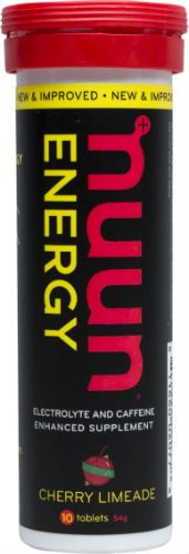 Nuun Energy Hydration Tablets – HeartRateMonitorsUSA.com