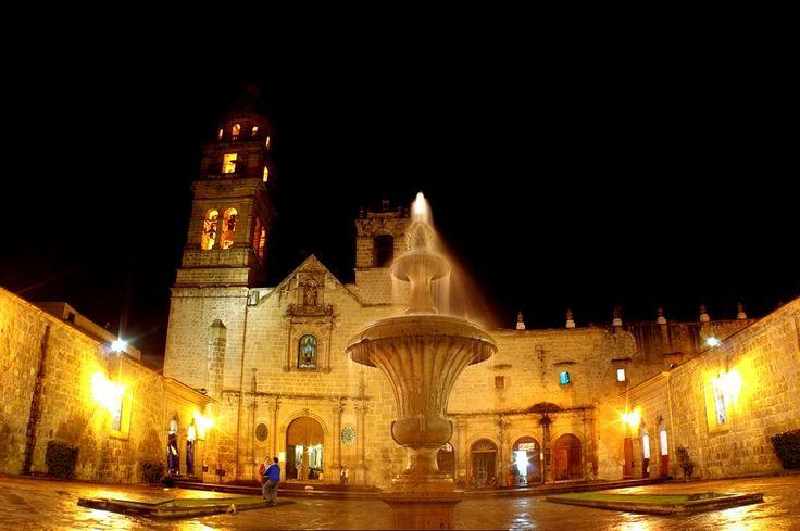 Templo de San Agustín Morelia