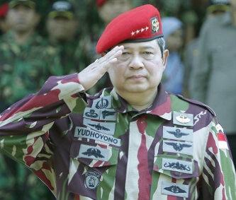 Jenderal Purnawirawan TNI Dr. H. Susilo Bambang Yudhoyono, MA