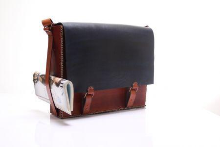 Deri Askılı Çanta (Macbook Pro 15' Size)
