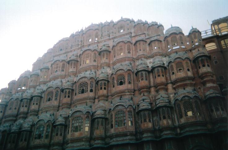 Jaipur - Pink palace - India