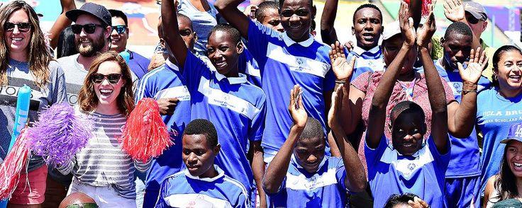 NEWS ON HAITI http://evememorial.org/ Fans buy gear for Special Olympics Haitian soccer team