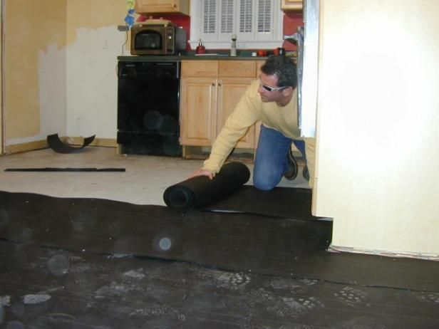 The experts at DIYNetwork.com show how to install a custom colored concrete floor. The step-by-step instructions for installing the base layer of concrete are easy to follow and ensure success for DIYers.