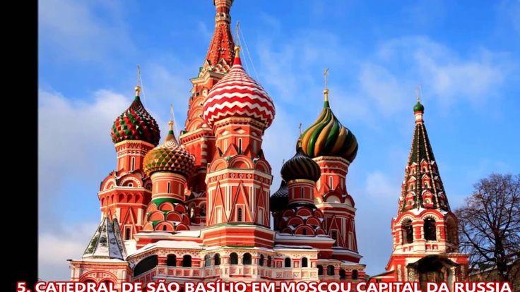 VAMOS PARA MOSCOU CAPITAL DA RUSSIA