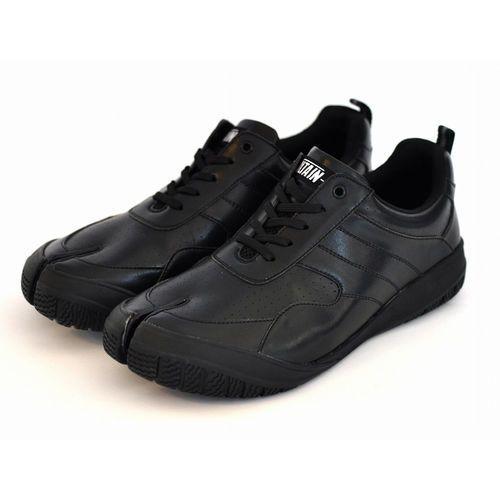 La Feet Parkour Ninja Jika Tabi Shoes New Valtain X Black 75.00 USD