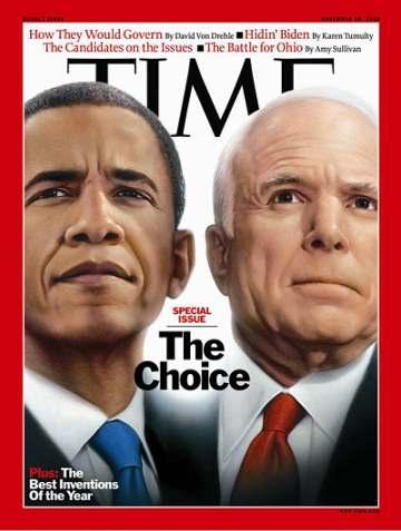 Obama vs mccain essay