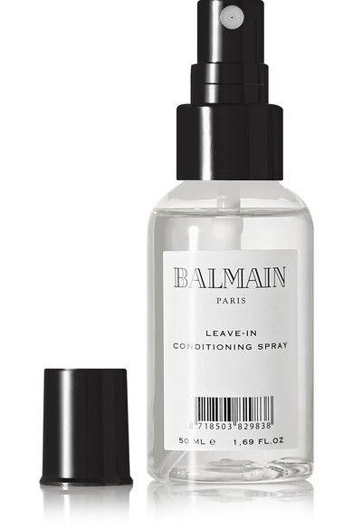 Balmain Paris Hair Couture - Luxury Care Cosmetics Bag - Colorless