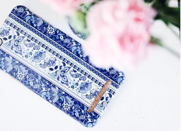 @ jasminnikoulasson with BOHO, summery case, blue case, flower case, iphone case, samsung case. Bohemian